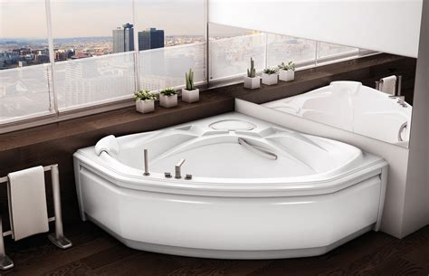 Infinity Bathtubs by Infinity Corner Or Drop In Bathtub Maax Collection