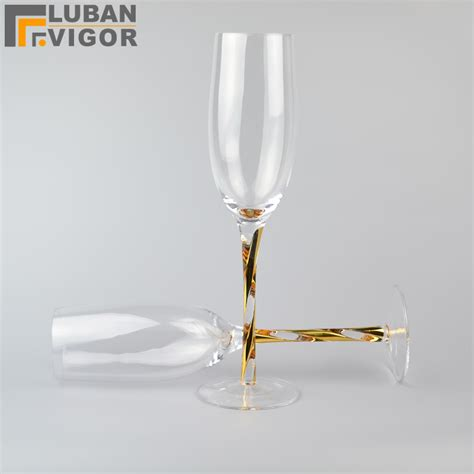 bulk barware online buy wholesale gold wine glass from china gold wine