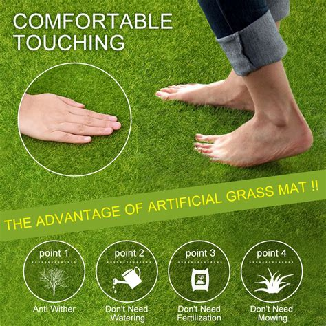 tappeto finta erba prato sintetico manto erboso finta erba giardino tappeto