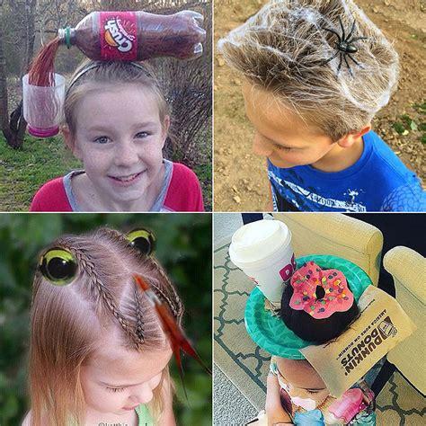the 25 best crazy hair day boy ideas on pinterest crazy crazy hair day ideas popsugar moms