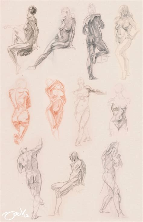 Drawing Figures by Figure Drawing Sketches Www Imgkid The Image Kid