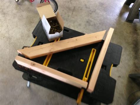 Building Shelf Supports by Heavy Duty Shelf Brackets 3 Steps With Pictures