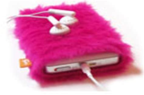 Sale Miniso Fluffy Pouch retailer puffs burning fluffy ipod pouch the register