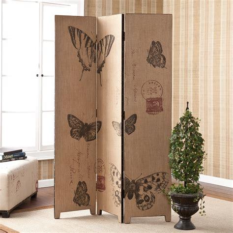 Vintage Room Divider Vintage Butterfly Room Divider At Hayneedle