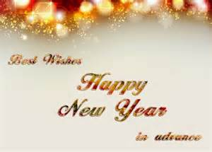 happy new year advance wishes greeting ecards 2015