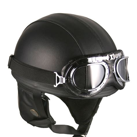 motorcycle helmet vintage style helmet with