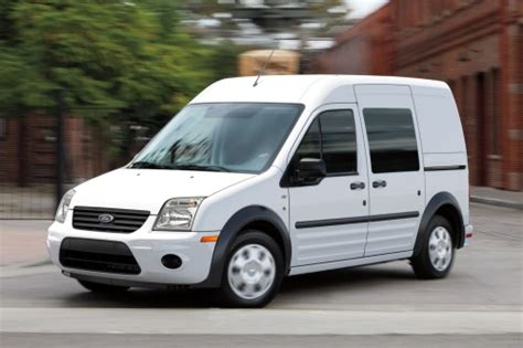 2013 ford transit connect minivan