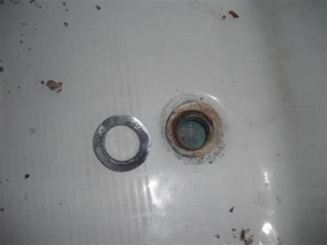 how to replace a bathtub drain flange remove tub drain flange newhairstylesformen2014 com