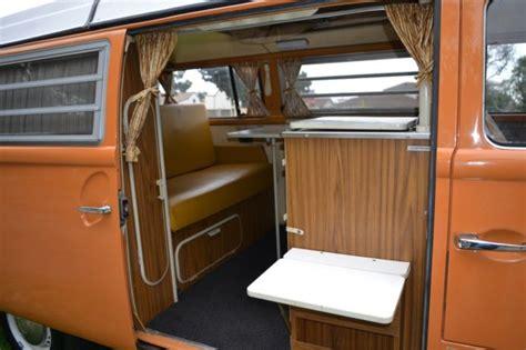 vw westfalia camper bus  reserve complete interior super clean  sale volkswagen