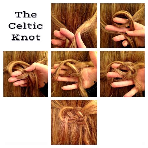 how to do knot hairstyles hair styles by liberty celtic knot