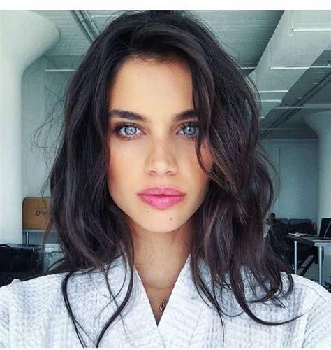 Best Brunette Blue Eyes Ideas On Pinterest Brunette With Blue Eyes Brown Hair With Blue