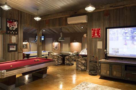 cool garage man cave ideas home design  interior