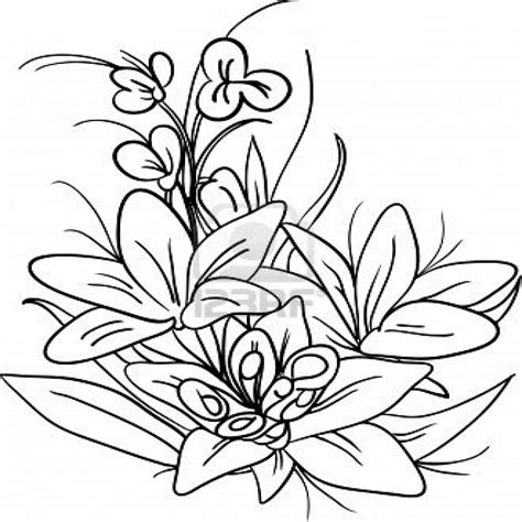 imágenes de rosas bonitas para dibujar flores para pintar pintar im 195 genes pintura en tela
