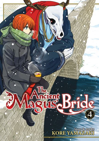 the ancient magus vol 9 the ancient magus volume 4