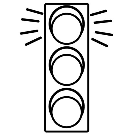stop light template picture of stop light clipart best