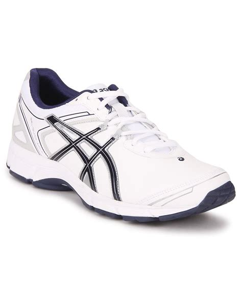 asics sport shoes asics gel quickwalk sl white sport shoes buy asics gel