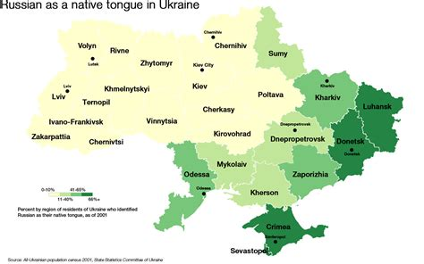russia linguistic map russia ukraine germany and negotiate ceasefire to