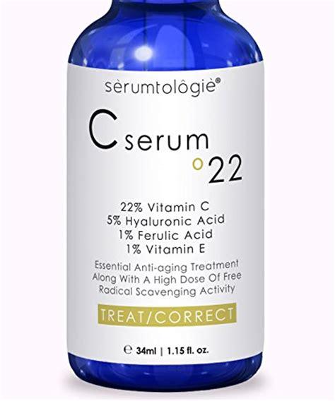 Serumtologie C Serum 22 2 vitamin c serum 22 by serumtologie 174 anti aging moisturizer 1 15 oz in the uae see prices