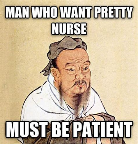 wise confucius says barnorama
