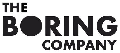 The Company by File The Boring Company Logo Svg