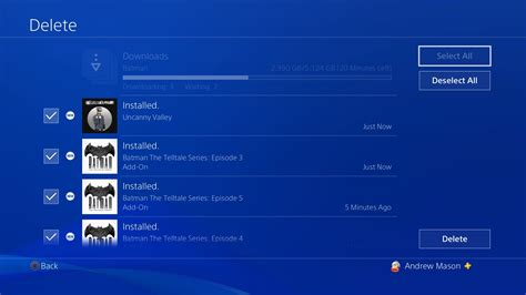 ps4 themes download usb ps4 firmware 5 50 new features include library ui updates