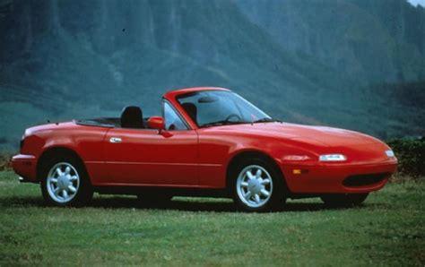 where to buy car manuals 1992 mazda miata mx 5 electronic throttle control used 1992 mazda mx 5 miata convertible pricing for sale edmunds
