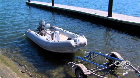 how to launch a boat how to launch retrieve a boat youtube