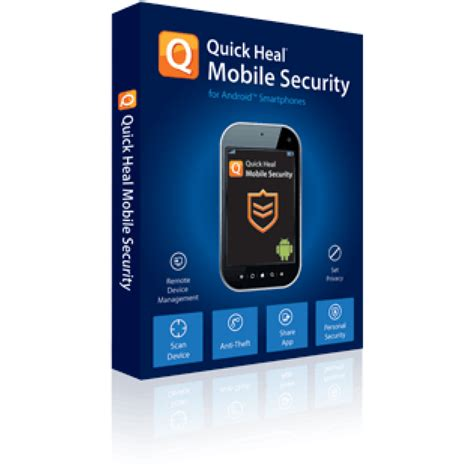 Quick Heal Password Reset For Mobile | anit virus quick healmobile security 1 user safesolutions