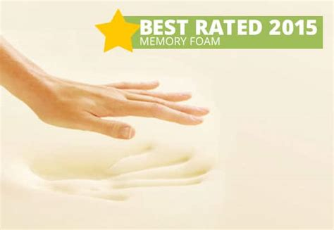best rated beds best rated memory foam mattresses for 2015