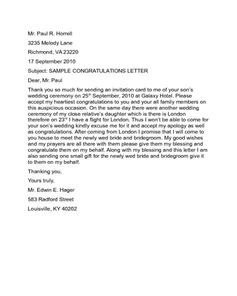 charity congratulations letter sle charity application letter sle cover letter for