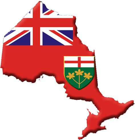 Lookup Ontario Free File Ontario Flag Contour Png Wikimedia Commons