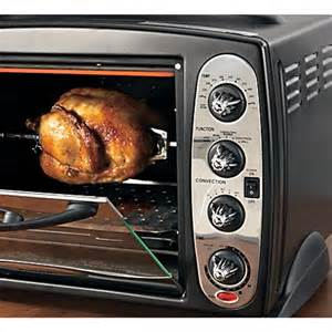 Bravetti Toaster Oven Bravetti 174 Euro Pro Jet Convection Oven Rotisserie