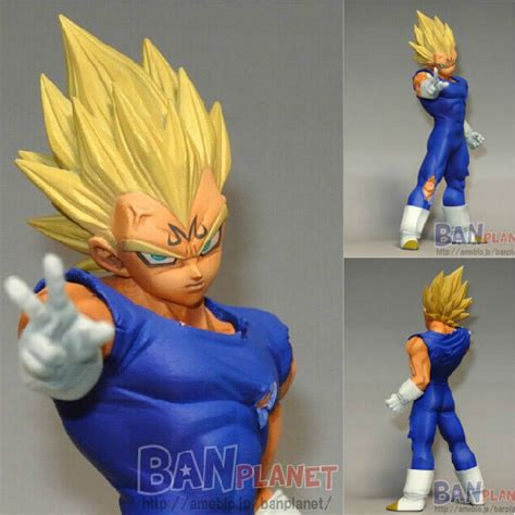 Dxf Vegetta new banpresto z dxf fighting combinaison vol 1 majin vegeta figure pvc