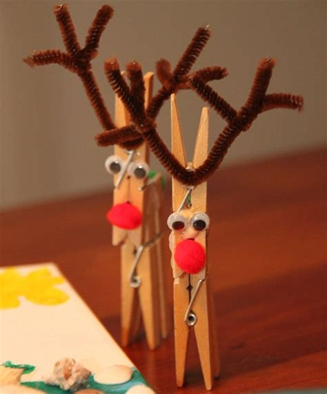 reindeer craft to sell clothespin crafts guide patterns