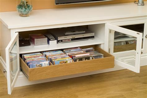 Dvd Drawers by Optional Extras