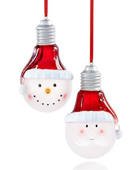 light bulb ornaments 1000 ideas about lightbulb ornaments on