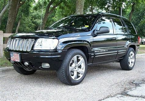 2004 jeep grand custom jeep grand wj with custom grille jeep grand