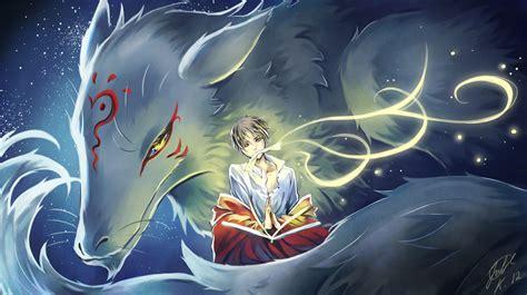 anime image natsume yuujinchou anime fan art 36476969 fanpop
