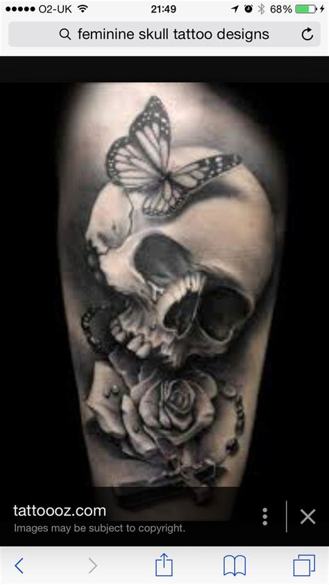 feminine skull tattoos 17 best ideas about feminine skull tattoos on