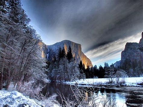 Armchair Australia Snow Camping In Yosemite Long Term Travel
