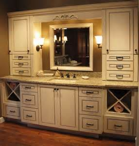 Kraftmaid Bathroom Cabinets Cabinets Bathroom And Freedom On