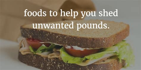 Best Food To Help With Shedding by 16 Foods To Help You Shed Pounds