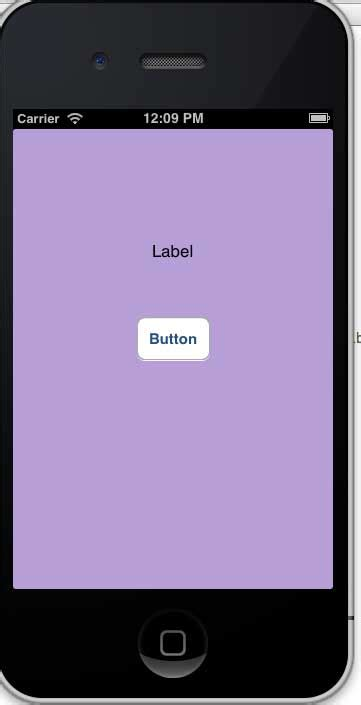tutorialspoint ios rock the world ios actions and outlets from