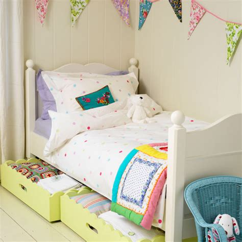 childrens beds with storage children s room storage ideas ideal home