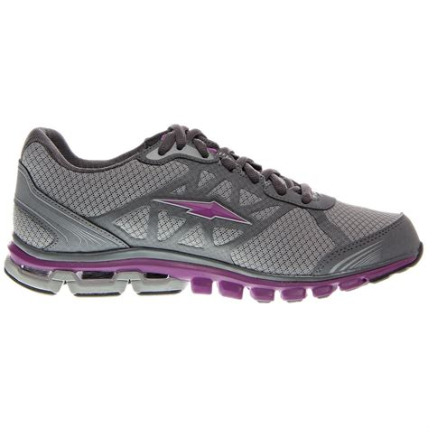 avia running shoes womens avia s a5781 running shoe s chrome silver steel ebay