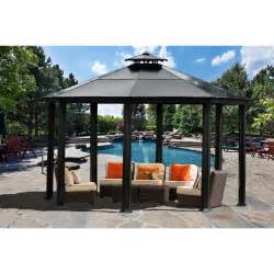 Gazebo Hardtop Costco by Royal Hardtop Gazebo Costco Submited Images
