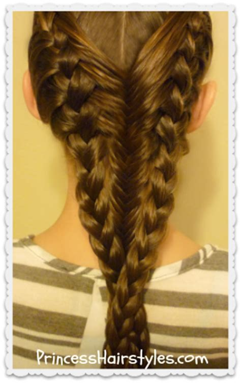 french and feather haircuts diving mermaid braid hairstyle tutorial hairstyles for