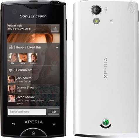 Hp Sony Xperia St18i sony ericsson xperia urushi or st18i in malaysia price specs review technave