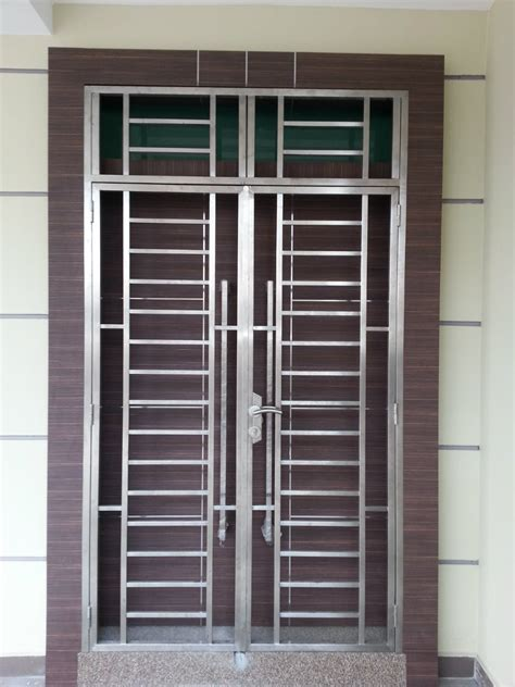 Design Ideas For Small Spaces main door grill design sample customize safety door design