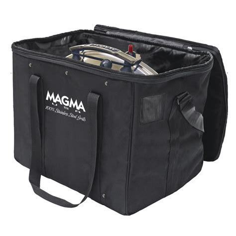 boat storage grill magma storage case fits marine kettle grills up to 17 quot in